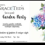 And TONIGHT there is a wonderful little soiree going on over in @GraceandTed from 4pm so go check them out. http://t.co/fQi6WHBzLY