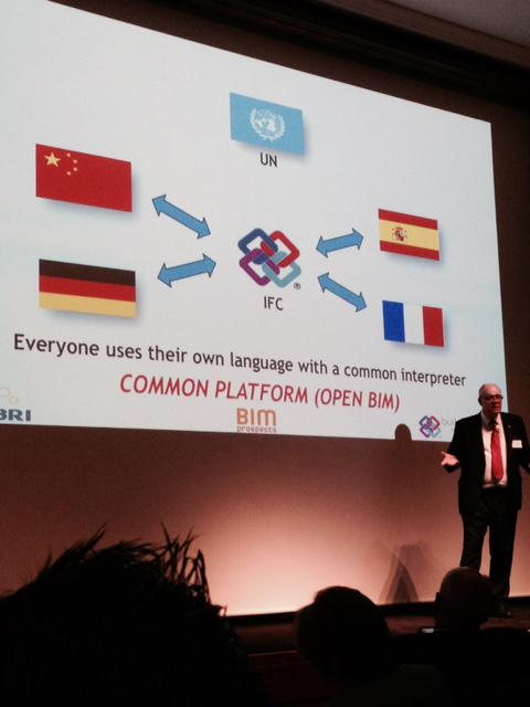 Dave Jellings, Solibri UK explains BIM via the United Nations anaology. http://t.co/VoSxU58OII