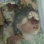 Two children killed next to each other Thursday morning by Saudi Airstrikes in outskirts of Sanaa (7). #Yemen http://t.co/8EtwvGqxyV