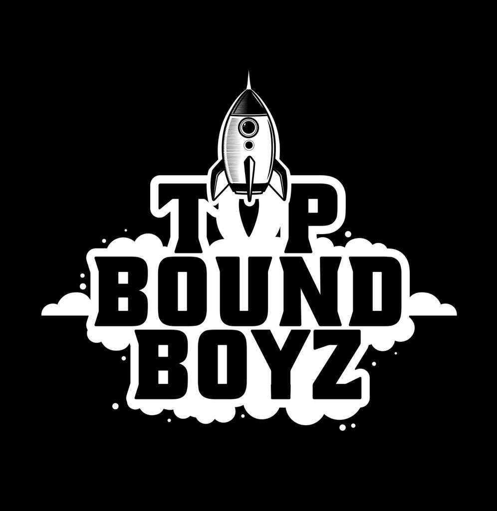 #TopBoundBoyz doin exactly that... Headin to the TOP!! ⬆️⬆️⬆️