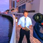 Live on the new Tampa Riverwalk. We will have a the Mayor here in the next hour. #Tampa #MyFoxTampaBay http://t.co/YpXfpRF9QZ
