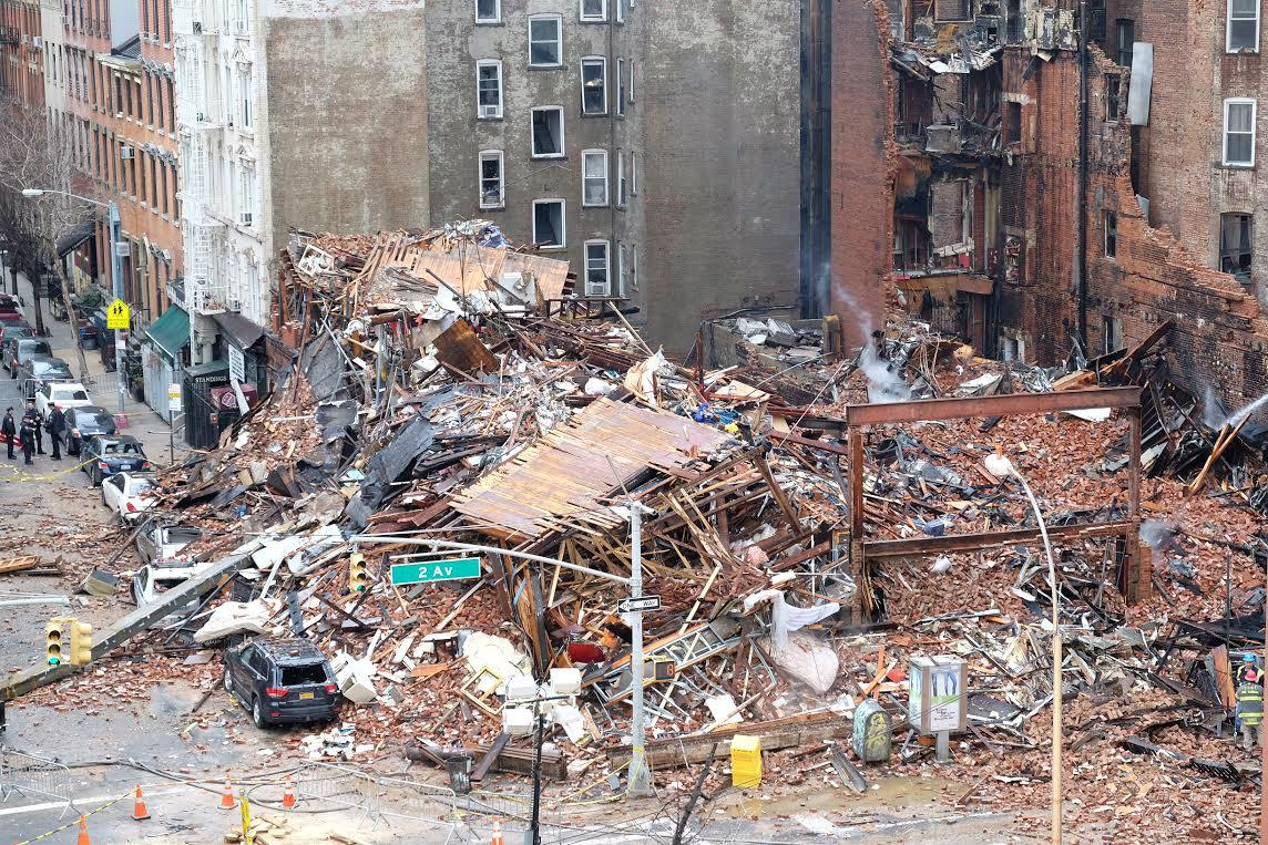 What remains of the NW corner of 7th Street & 2nd Ave. via @jdx http://t.co/XaorgvztQ0