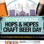 #LA friends! Check out this Craft #BeerFest for an incredible charity supporting #Autism @HopCourage #BeerAutismHope http://t.co/Ee3yNGCPoc