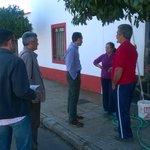 Hoy estoy en #Alcazaba #Badajoz pulsando de 1a mano lo que piensan l@s vecin@s sobre servicios  mpales #barrioAbarrio http://t.co/mu3oBzCK5R
