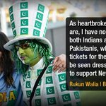 The Black Caps — Bringing #India and #Pakistan together http://t.co/3pOX0kHlSr http://t.co/ePhpe9d4iH