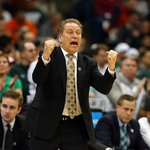 ICYMI: Tom Izzo earned his 12th win as the lower-seeded team, the most by any head coach in NCAA Tournament history. http://t.co/oHl15XIu6G