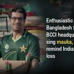#Pakistan, #Bangladesh combine to flood BCCI with mauka http://t.co/HoOBfFJ8kS http://t.co/2caNBpwQT4