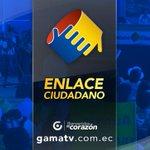Hoy a las 10h00 no te pierdas el Enlace Ciudadano con el presidente del Ecuador, Rafael Correa. http://t.co/Gbp8Sfxrzd