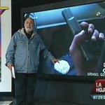 """[AHORA] Se cae el bodrio de Antena 3: Mario Silva desmonta el documental """"En Tierra Hostil"""" http://t.co/wWsPwkPtiu http://t.co/kB2jLYABdL"""