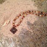 Cross necklace Semi Precious Stone Cross Necklace by JabberDuck http://t.co/gaBtRJmA4d http://t.co/o9ZvXBtA2b