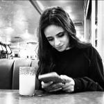 "Alexander DeLeon, postou essa foto da Camila a pouco tempo no IG #FifthHarmony ""BO$$"" #StuckInOurHeads @radiodisney http://t.co/73BFRoLhVj"