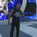 """""""@WWE: IF YOU SMELLL ... WHAT @TheRock ... IS COOKIN!!!  #WrestleMania http://t.co/RCg6GSd0Rc"""" @csc223"""
