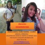 #SOS Hay una niña desaparecida del cementerio desde hace 5 días. En la imagen los datos. Favor RT. @Juliococo http://t.co/qYHNBpoook