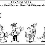 "Aprobada la ""ley mordaza"" II http://t.co/b8whUH2WxJ #NoALaLeyMordaza #LeyMordaza http://t.co/pArX2b3ZkZ"