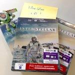 JEU │Follow @Fnac + RT pour gagner lédition Steelbook Collector Blu-Ray/DVD #Interstellar ! http://t.co/66ASKJrTiA http://t.co/pb7Evg2VPx