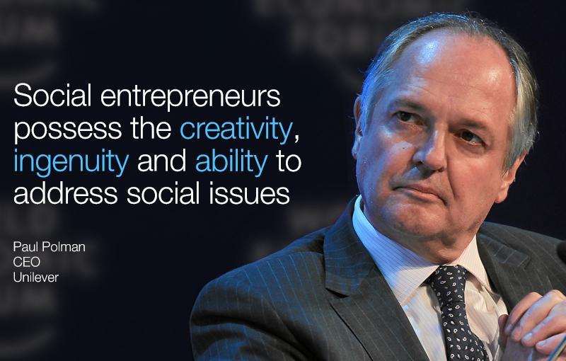 Paul Polman, CEO of @Unilever on the #impact of social #entrepreneurs  http://t.co/896Bi4vMgc #SEOY15 http://t.co/aO0J2iAsdI