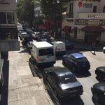 #Rosario Roca, SFe, España, Cba, zona colapsada RADIO UNIVERDIDAD. @TransitoRosari @TransitoRos @russonacho http://t.co/F336C1OUJu