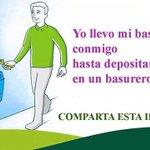 Basura al bote d basura #PorFavor. vía @Ecogranjero #CulturaCiudadana #SantaMartaNosNecesita #SantaMartaEstáCambiando http://t.co/oMskBHBCax