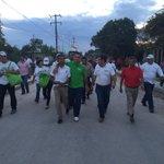 @alitomorenoc: 📢 Caminamos en la colonia Xpujil en #Calakmul. #ConTodoParaTodos http://t.co/h9qH4xOfk9