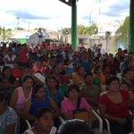 @alitomorenoc: 📢 Gracias a las integrantes del ONMPRI de Calakmul por creer en este proyecto. #ConTodoParaTodos http://t.co/oLIDaMX9XA