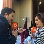Dos imprescindibles en la salida de @DoloresdelCerro: @CharoPadilla1 y @joselinde74. @elllamadorcsr http://t.co/Vptmy4UH1f