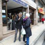 Compartindo información cos veciños  d rúa Conde arredores Frigsa. As súas aportacións están a ser moi enriquecedoras http://t.co/6hOUfKbURG