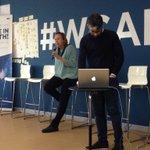 .@ilariapotito del team di @workingcapital ci racconta la nuova #call4ideas #startup #wcap http://t.co/ysHhzP4GKR