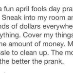 great April fools prank http://t.co/k5lm4HiGuN