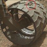 EIL +++ Kugel aus deutschem Sturmgewehr trifft versehentlich Mars-Rover. +++ http://t.co/kelfhxDupk
