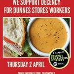We support decency for Dunnes Stores Workers,Thurs Apr 2 at Oasis Bar Portmarnock. @JOEdotie @Herdotie @broadsheet_ie http://t.co/HQuRjb4dDO
