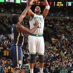 Evan Turner records 3rd triple-double of his career (3rd of season) as Celtics beat Pacers, 100-87. http://t.co/hANHWAUEZc