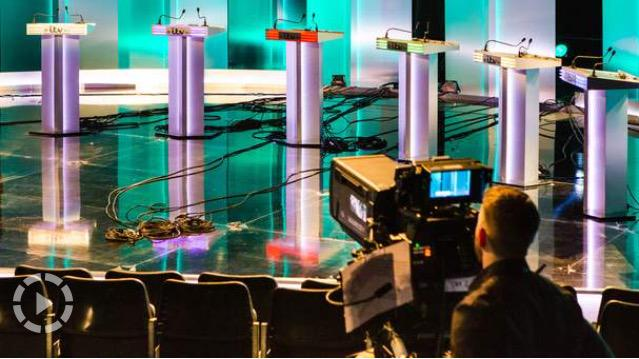 Seven Party TV Debate cancelled in favour of massive @kraftwerk reunion. http://t.co/bngCuVS9Ii