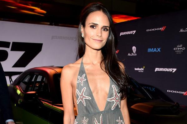 Forget the cars at the  'Furious 7' premiere. Did you see @JordanaBrewster's dress?: http://t.co/gUKVJllGyw http://t.co/6pUTmsOuDv