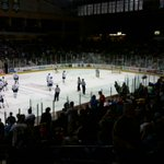 The @Musketeerhockey will enter the third period trailing Sioux Falls 4-0. http://t.co/mihJPRatUW