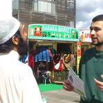 #Manchester Central #GreenParty candidate @ktd_91 campaigning in #Hulme http://t.co/lVu98hnN5N