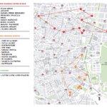 Día soleado en #Madrid y segundo sábado de #a3bandas! Aquí tenéis las galerías participantes y el mapa #a3bandas2015 http://t.co/WCZW25Oq00
