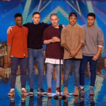 GOLDEN BUZZER from @antanddec. What are you saying about that then? ???? #Boyband... ???? ???? ???? ???? ???? @BGT #BGT http://t.co/b1M7Krkwau