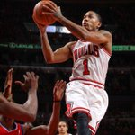 Derrick Rose slated to play in his first #NBAPlayoffs game since April 28, 2012 #BULLSvBUCKS http://t.co/VOYdRd62et