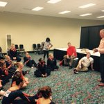 .@jayjacobsauad speaking to the team following the NCAA Championship Super Six. http://t.co/We9RQL8UEP
