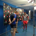All eyes... Leinster win the toss... #BattleWithNoRegrets #COYBIB http://t.co/0TjGpUy2to