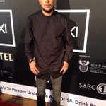Multi- #SAMAXXI nominee @akaworldwide and his swaggy #SAMAXXIRedCarpet ensemble! How does he put it again? Oh yes, ????! http://t.co/7tbdF2i2pF