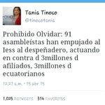 Tuit @tinocotania 0 dólares Sabatinas: miles de dólares y son desperdicio ¿Quién debería renunciar? #NoMasSabatinas http://t.co/YWjrsDlsje