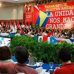 El #ForoSaoPauloNosApoya Venezuela no es una amenaza @NicolasMaduro @dcabellor http://t.co/h4a7QAny2K