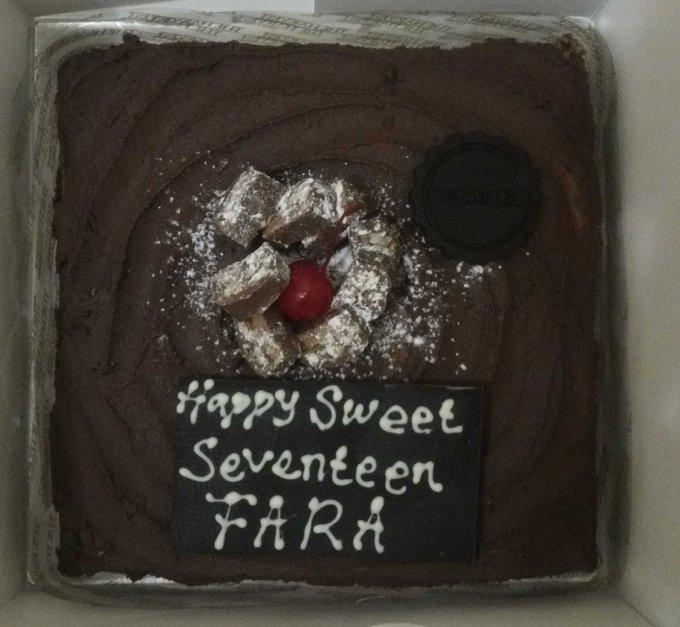 Makasih yaaaa kaka cantik!!({}) Happy birthday adikku sayang