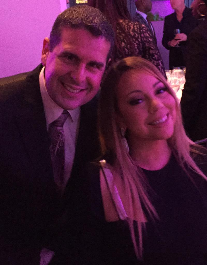 It was cool to see @MariahCarey show her support by coming out fort the @cityofhope 9th Annual Taste Of Hope http://t.co/QGVqBjNulZ
