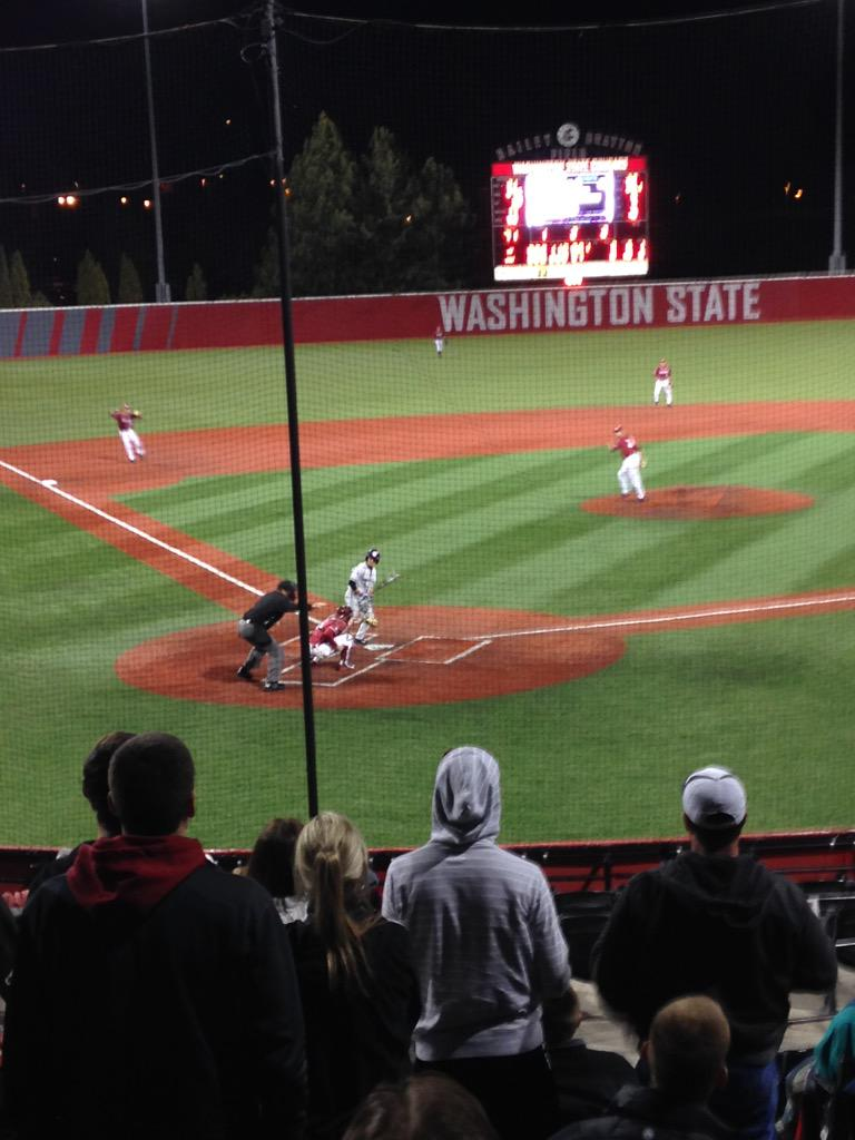 COUGS WIN AGAIN!! Pistorese throws his FOURTH complete game of the year to beat UW 8-3! #Domination #GoCougs http://t.co/unXbJCgcYN