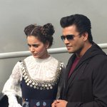 RT @pravghadge: @ActorMadhavan Madhavan and Kangna at the finals of Master Chief. http://t.co/CNps0EJFJ4