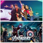 Trailer of #ABCD2 [3D] will be attached to #AvengersAgeOfUltron, which releases on 24 April. http://t.co/rR3MInaa4C