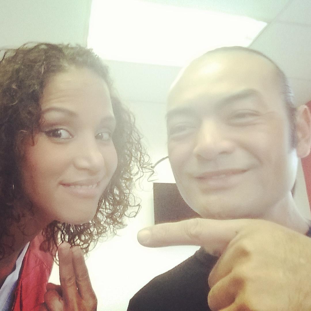 Thank you @FaizalSayedTV @Deenmedia #tv #interview @YouTube #preggie #selfdefence #videos @quentinchong  thank you! http://t.co/ZCqRrdsq1K