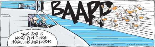 RT @SwampCartoons: Aircraft with horns. What fun! @EchoRomeo @AircrewBuzz @weathergavi @airlinegossip aviation http…